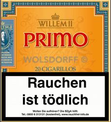 Willem II Primo Sumatra