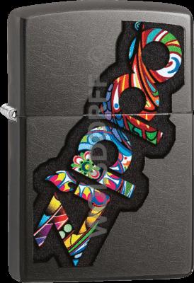 Zippo 60004210 #28378 Colorful Zippo