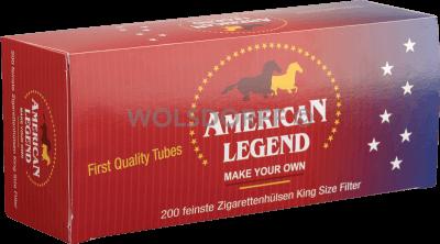 American Legend Hülsen 200er