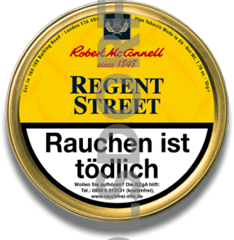 Robert McConnell Heritage Regent Street