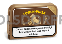 Löwenprise Snuff