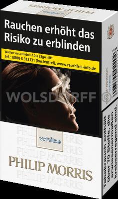 Philip Morris White Original Pack (10 x 20)