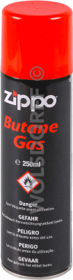 Zippo Premium Butane Gas 2005432 250ml