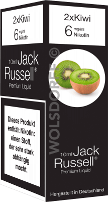 Jack Russell Liquid No 19 2xKiwi