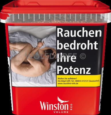 Winston Volume Tobacco Red Box 280 g