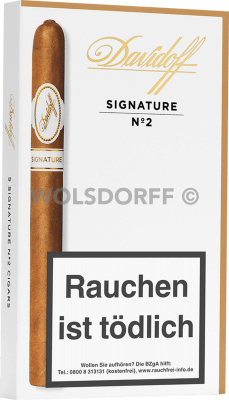 Davidoff Signature No. 2