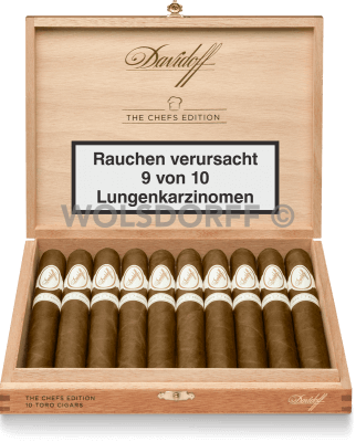 Davidoff The Chefs Edition