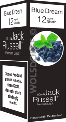 Jack Russell Liquid No 4 Blue Dream