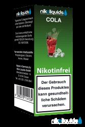 Nikoliquids Cola