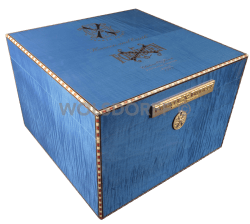 "Arturo Fuente ""Heaven and Earth"" OpusX Forbidden X Humidor"