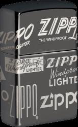 Zippo 60004956 #150 Zippo Logo 360°