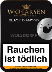 W.O. Larsen Black Diamond