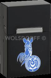 AluBox schwarz MSV Duisburg
