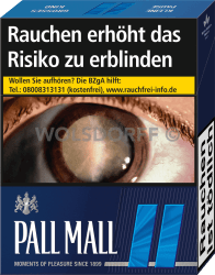 Pall Mall Blue XL (8 x 23)