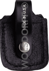 Zippo 60001217 Pouch Black Loop