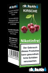 Nikoliquids Kirsche