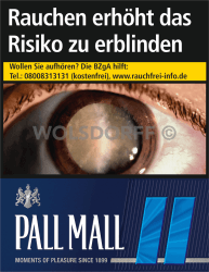 Pall Mall Blue XXL (8 x 26)