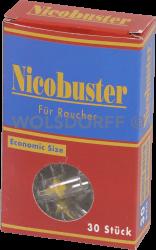 Nicobuster Filterspitzen 30St