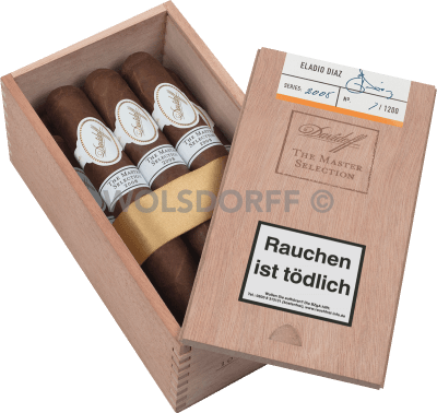 Davidoff DOG Master Selection Edition 2008