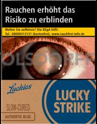 Lucky Strike Authentic Blue XXL (8 x 23)