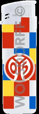Einwegfeuerzeuge Prestige 1. FSV Mainz 05