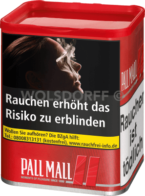 Pall Mall Red L Dose 45 g