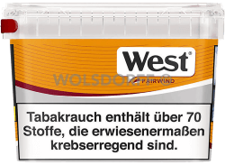 West Yellow Volume Tobacco Dose 185 g