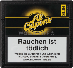 Al Capone Cigarillos Filter