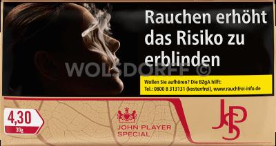 JPS Tobacco Half Zware Pouch 10 x 30 g