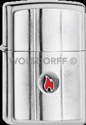 Zippo 2005897 #207 Wave Flame Design Armor®