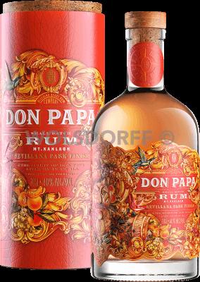 Don Papa Rum Sevillana Cask