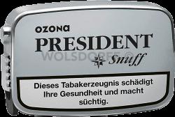 Ozona President Snuff
