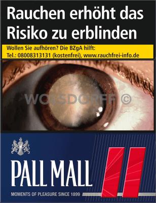 Pall Mall Red XXL (8 x 27)