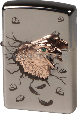Zippo Golden Eagle Limited Edition