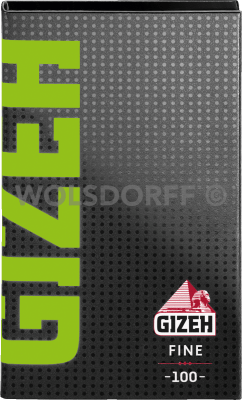 Gizeh Fine Magnet Blättchen 100 Blatt