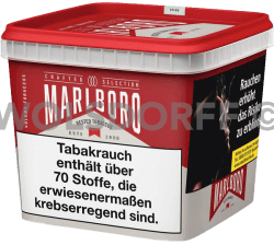 Marlboro Crafted Selection Volume Tobacco Dose 250 g