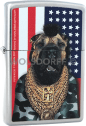 Zippo 810677 Pets Rock Dog Mr. T