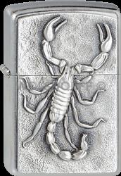 Zippo 1330006 #207 Scorpion Emblem