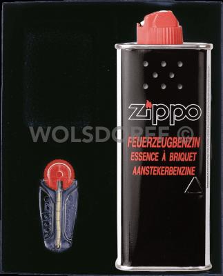 Zippo Geschenkset ohne Feuerzeug 60001222