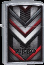 Zippo 60003361 #207 Zippo Abstract Metal