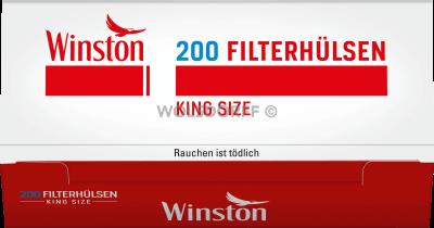 Winston Hülsen 5 x 200er