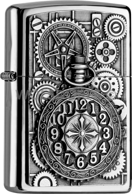 Zippo 2004742 #250 Pocket Watch