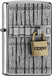Zippo 2005323 #200 Closed Vintage