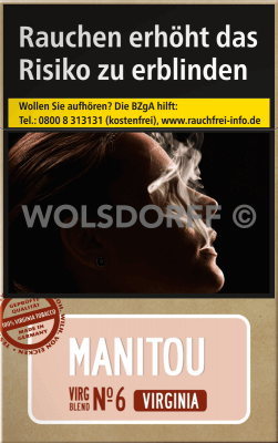 Manitou Organic No 6 Original Pack (10 x 20)