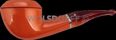 Big Ben Pfeife Tiffany orange 570 poliert