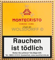Montecristo Club Zigarillos 20er