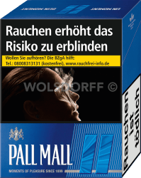 Pall Mall Blue Super (5 x 40)