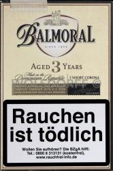 Balmoral Aged 3 Years Short Corona