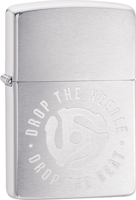 Zippo 60004118 #200 Drop the Needle