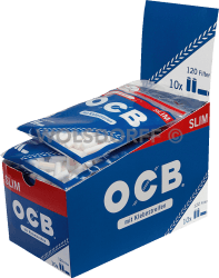 OCB Drehfilter Filter slim 6mm 120er
